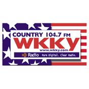Rádio WKKY - Americas Best Country 104.7 FM