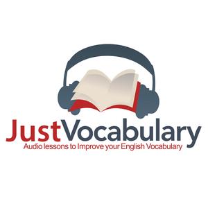 Podcast Just Vocabulary