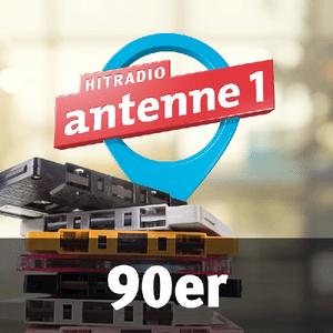 Rádio antenne 1 90er