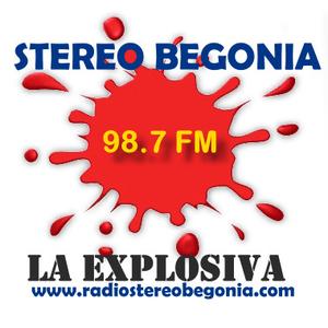 Rádio Stereo Begonia 98.7 FM