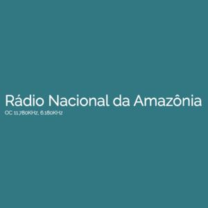 Rádio Rádio Nacional Amazônia OC 11.780 AM