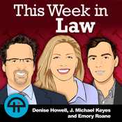 Podcast This Week in Law