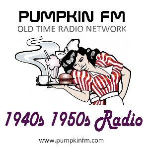 Rádio PUMPKIN FM - 1940s 1950s Radio GB