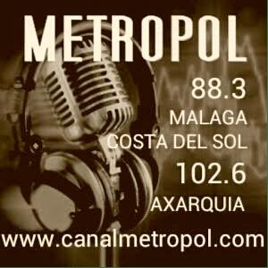 Canal Metropol 102.6 Axarquía