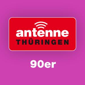 Rádio ANTENNE THÜRINGEN - 90er