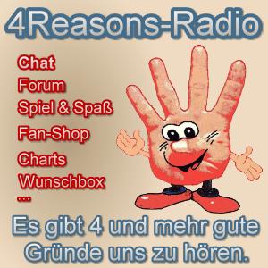 Rádio 4reasons-radio.de