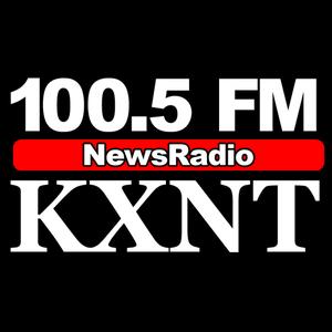 KXNT-FM - News Radio 100.5 FM