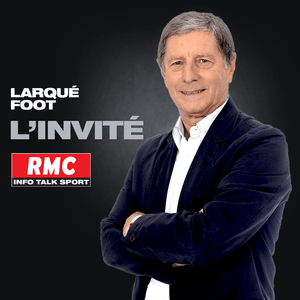 Podcast RMC - L'invité de Captain Larqué